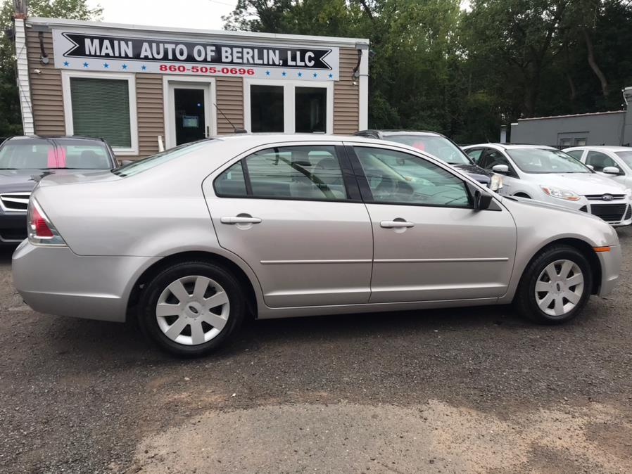 Used Ford Fusion 4dr Sdn I4 S FWD 2008   Main Auto of Berlin. Berlin, Connecticut