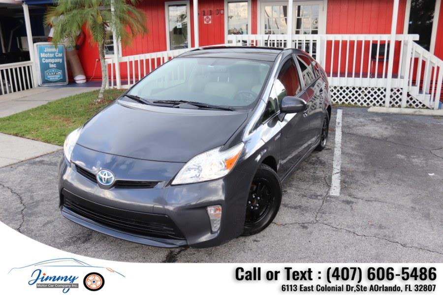 Used Toyota Prius 5dr HB Four (Natl) 2012 | Jimmy Motor Car Company Inc. Orlando, Florida