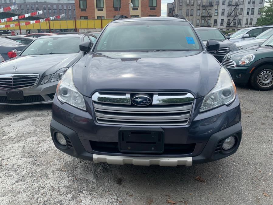 Used 2014 Subaru Outback in Brooklyn, New York | Atlantic Used Car Sales. Brooklyn, New York
