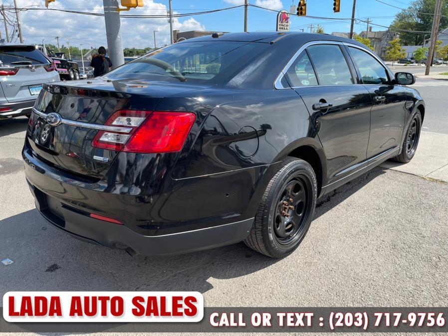 Used Ford Sedan Police Interceptor 4dr Sdn AWD 2013 | Lada Auto Sales. Bridgeport, Connecticut