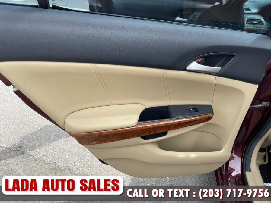 Used Honda Accord Sdn 4dr V6 Auto EX-L 2011   Lada Auto Sales. Bridgeport, Connecticut