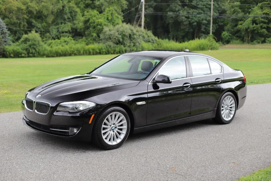 Used 2011 BMW 5 Series in North Salem, New York | Meccanic Shop North Inc. North Salem, New York