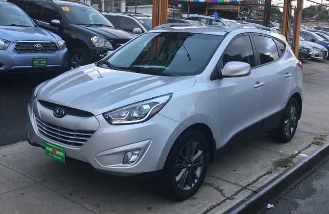 Used 2014 Hyundai Tucson in Jamaica, New York | Sylhet Motors Inc.. Jamaica, New York