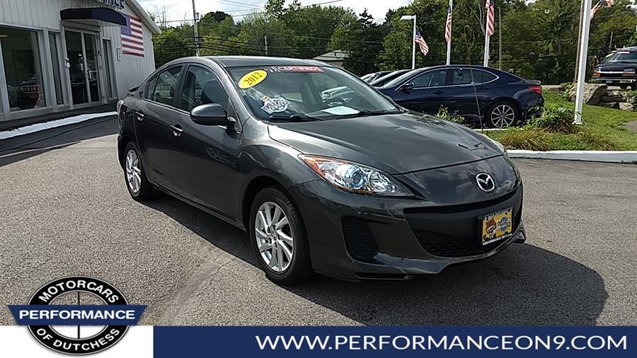 Used 2012 Mazda Mazda3 in Wappingers Falls, New York | Performance Motorcars Inc. Wappingers Falls, New York