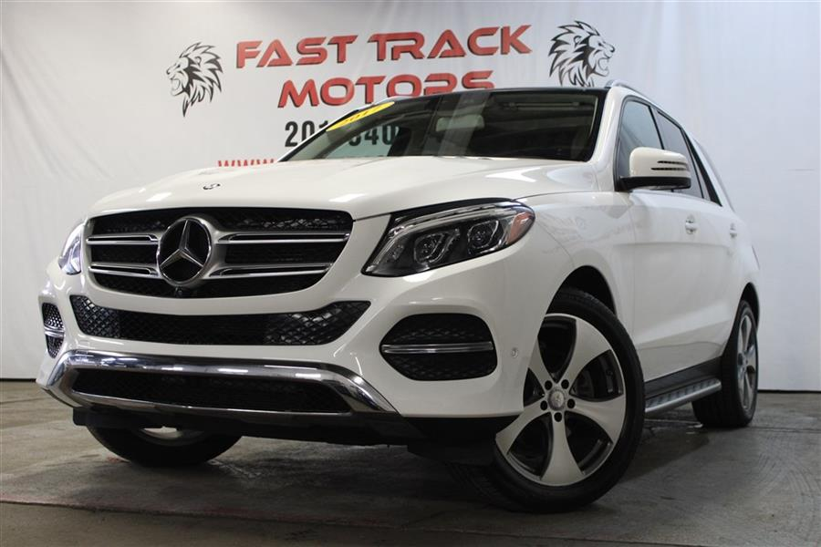 Used Mercedes-benz Gle 350 4MATIC 2017   Fast Track Motors. Paterson, New Jersey