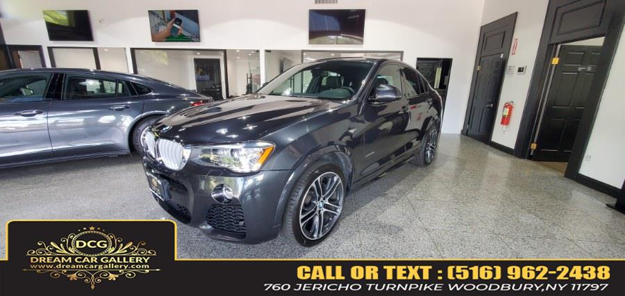 Used BMW X4 xDrive28i Sports Activity Coupe 2018 | Dream Car Gallery. Woodbury, New York