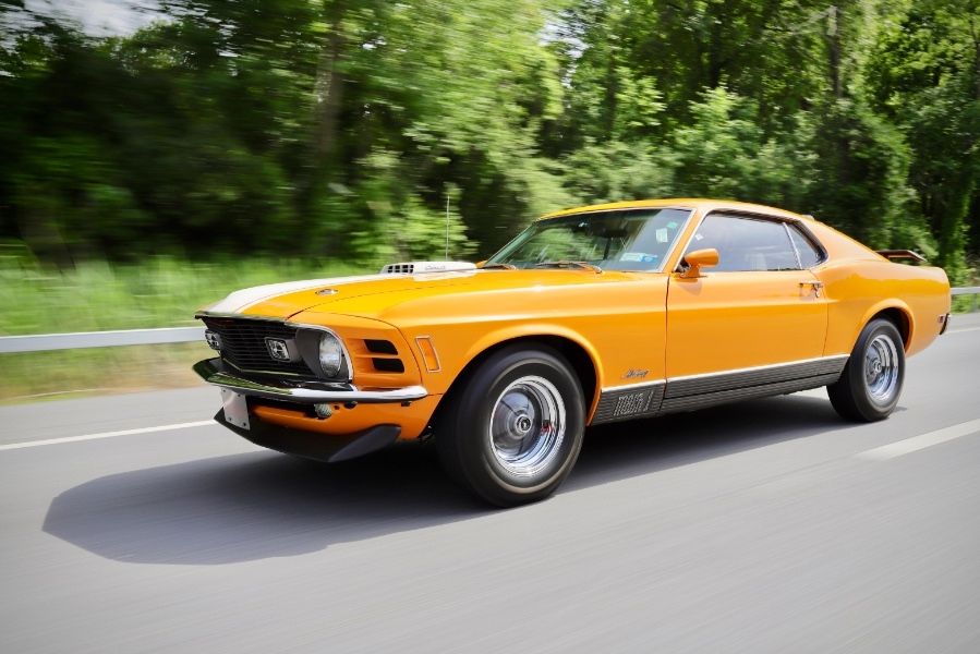 Used 1970 Ford Mustang in North Salem, New York | Meccanic Shop North Inc. North Salem, New York