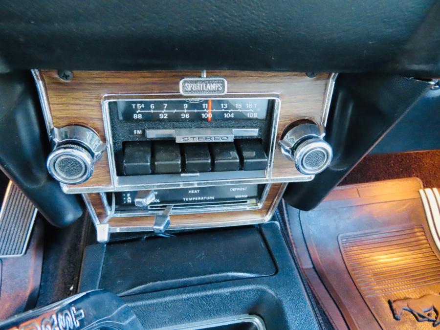 Used Ford Mustang 428 CJ Mach 1 1970 | Meccanic Shop North Inc. North Salem, New York