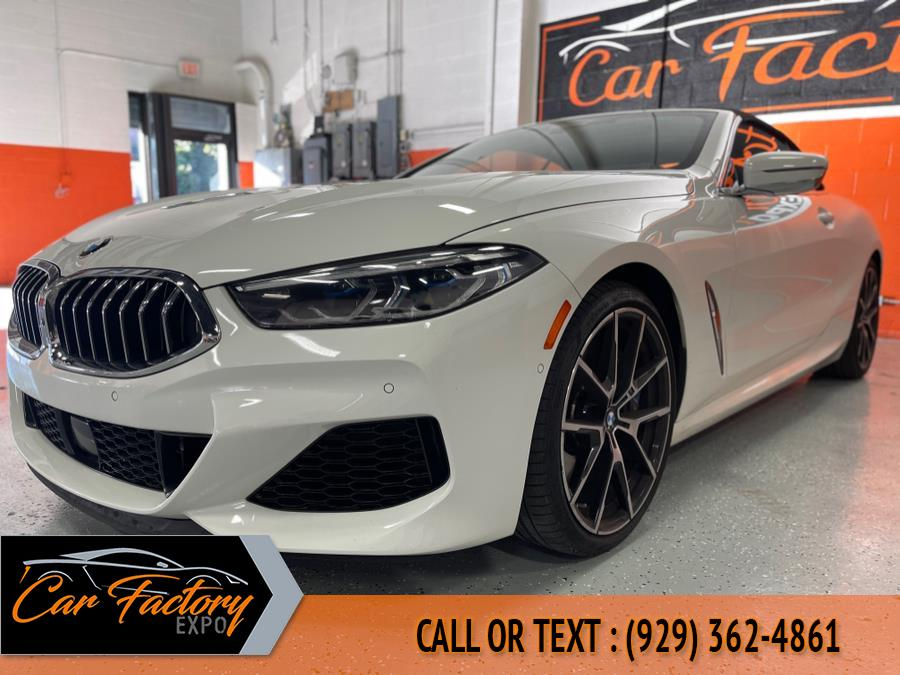 Used BMW 8 Series M850i xDrive Convertible 2019 | Car Factory Inc.. Bronx, New York