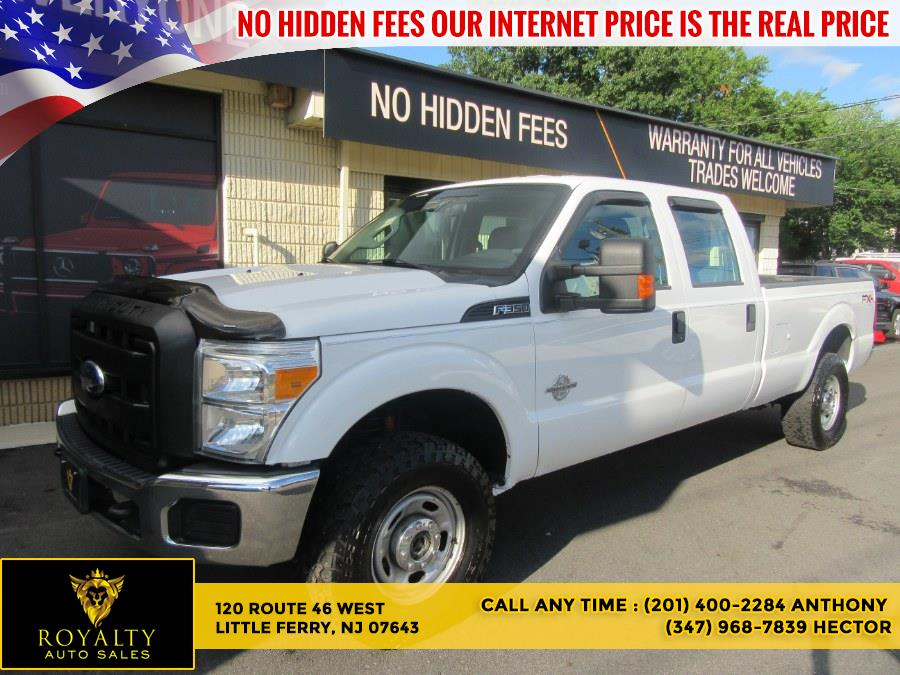 """Used Ford Super Duty F-350 SRW 4WD Crew Cab 172"""" XLT 2011 