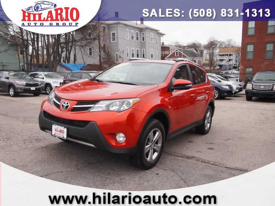 Used Toyota RAV4 XLE 2015 | Hilario's Auto Sales Inc.. Worcester, Massachusetts
