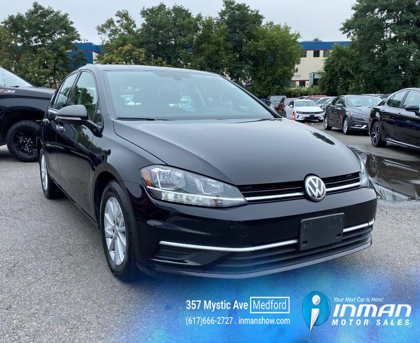 2019 Volkswagen Golf 1.4T S Auto, available for sale in Medford, MA