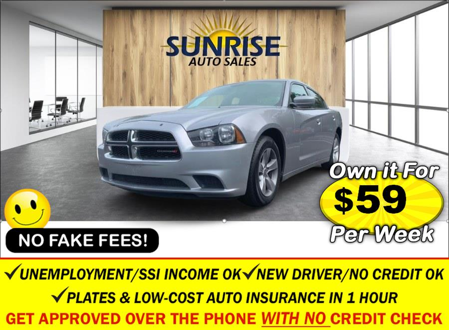 Used Dodge Charger 4dr Sdn SE RWD 2014 | Sunrise Auto Sales. Rosedale, New York