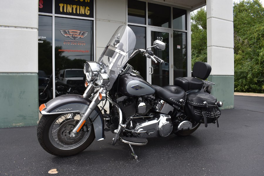 Used 2014 Harley Davidson Heritage Softail in Plainfield, Illinois | Showcase of Cycles. Plainfield, Illinois