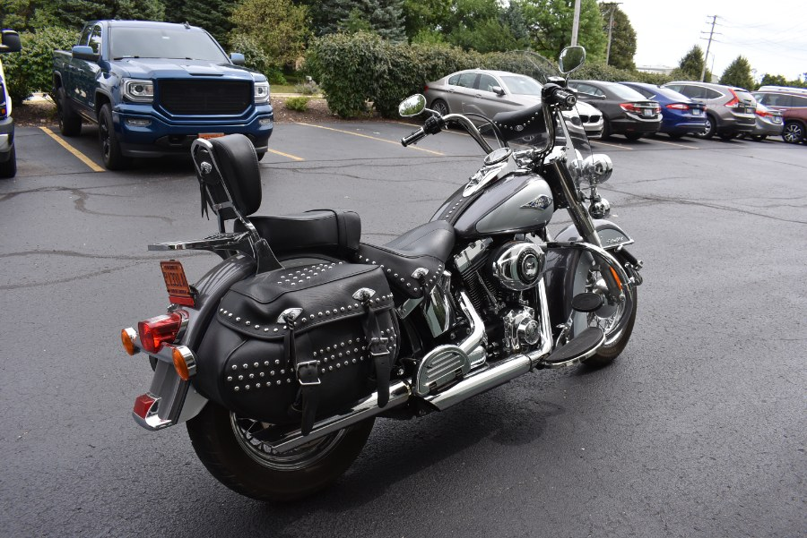 Used Harley Davidson Heritage Softail Heritage Softail Classic 2014   Showcase of Cycles. Plainfield, Illinois