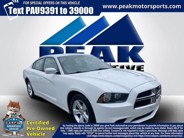 Used Dodge Charger 4dr Sdn SE RWD 2014 | Peak Automotive Inc.. Bayshore, New York