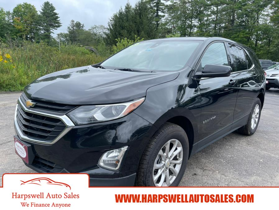 Used Chevrolet Equinox AWD 4dr LT w/2FL 2020   Harpswell Auto Sales Inc. Harpswell, Maine