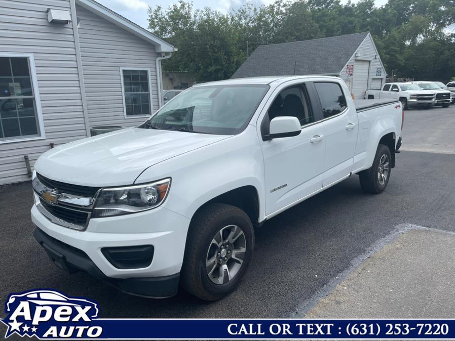 Used 2018 Chevrolet Colorado in Selden, New York | Apex Auto. Selden, New York