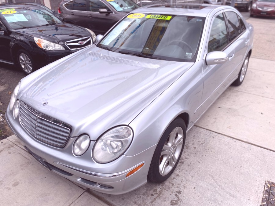 Used Mercedes-Benz E-Class 4dr Sdn 3.5L 4MATIC 2006 | Middle Village Motors . Middle Village, New York