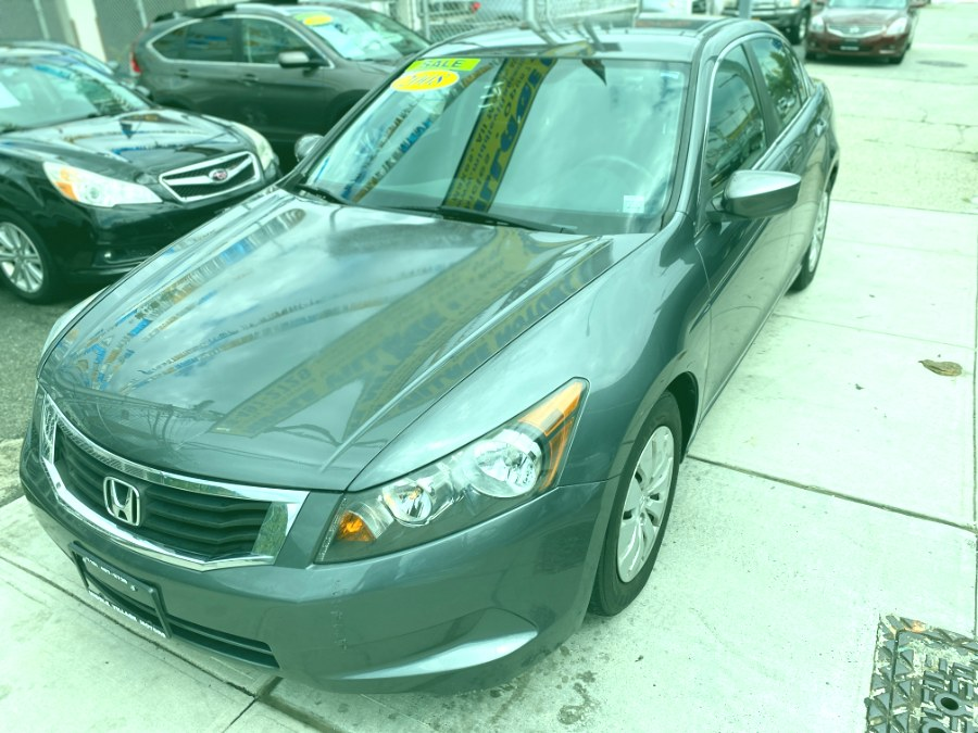 Used 2008 Honda Accord Sdn in Middle Village, New York | Middle Village Motors . Middle Village, New York