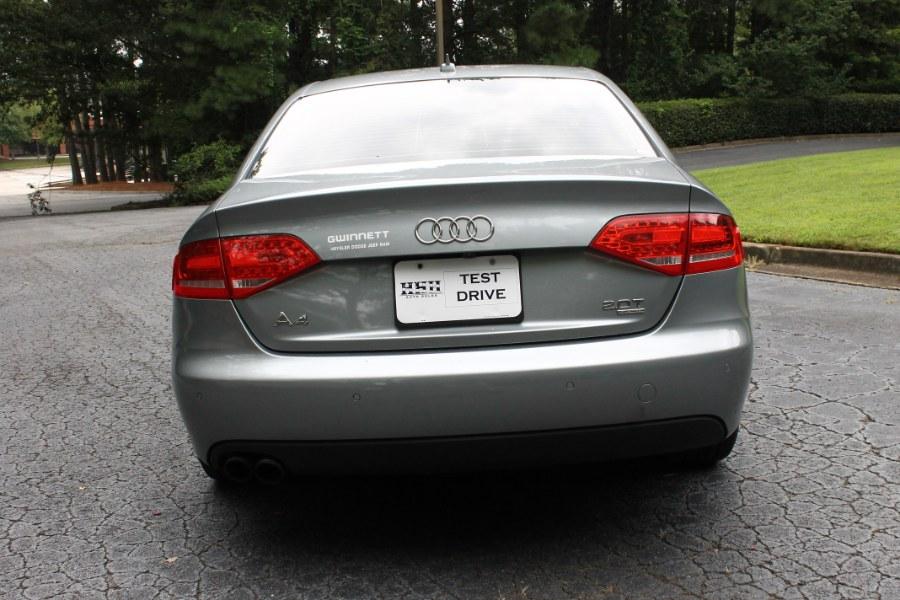 Used Audi A4 4dr Sdn Auto quattro 2.0T Premium  Plus 2011   HHH Auto Sales LLC. Marietta, Georgia