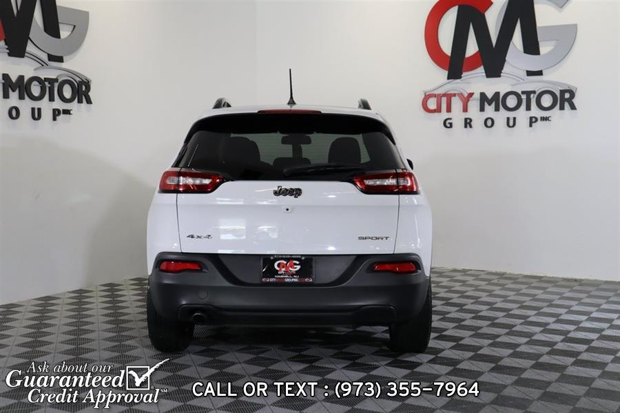 Used Jeep Cherokee Sport 2017 | City Motor Group Inc.. Haskell, New Jersey