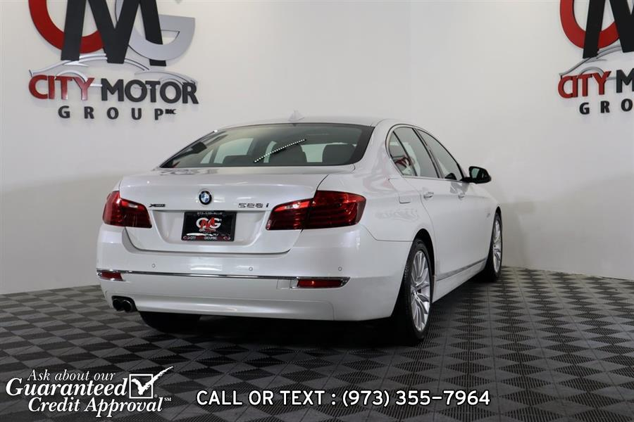Used BMW 5 Series 528i xDrive 2016 | City Motor Group Inc.. Haskell, New Jersey