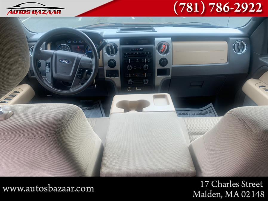 "Used Ford F-150 4WD SuperCrew 145"" XLT 2011 | Auto Bazaar. Malden, Massachusetts"