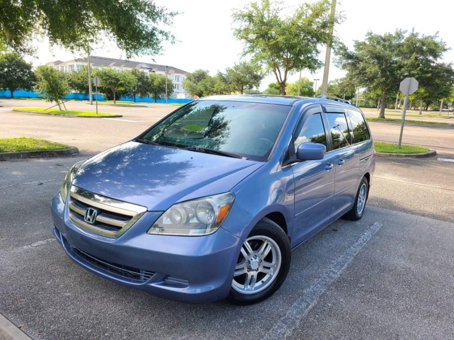 Used Honda Odyssey 5dr EX-L AT 2006 | Majestic Autos Inc.. Longwood, Florida