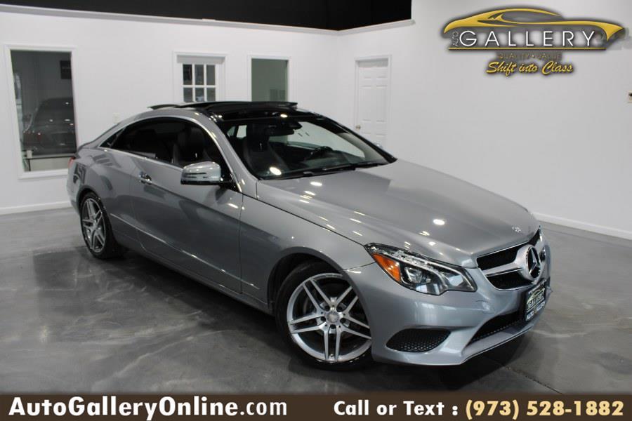 Used 2014 Mercedes-Benz E-Class in Lodi, New Jersey | Auto Gallery. Lodi, New Jersey