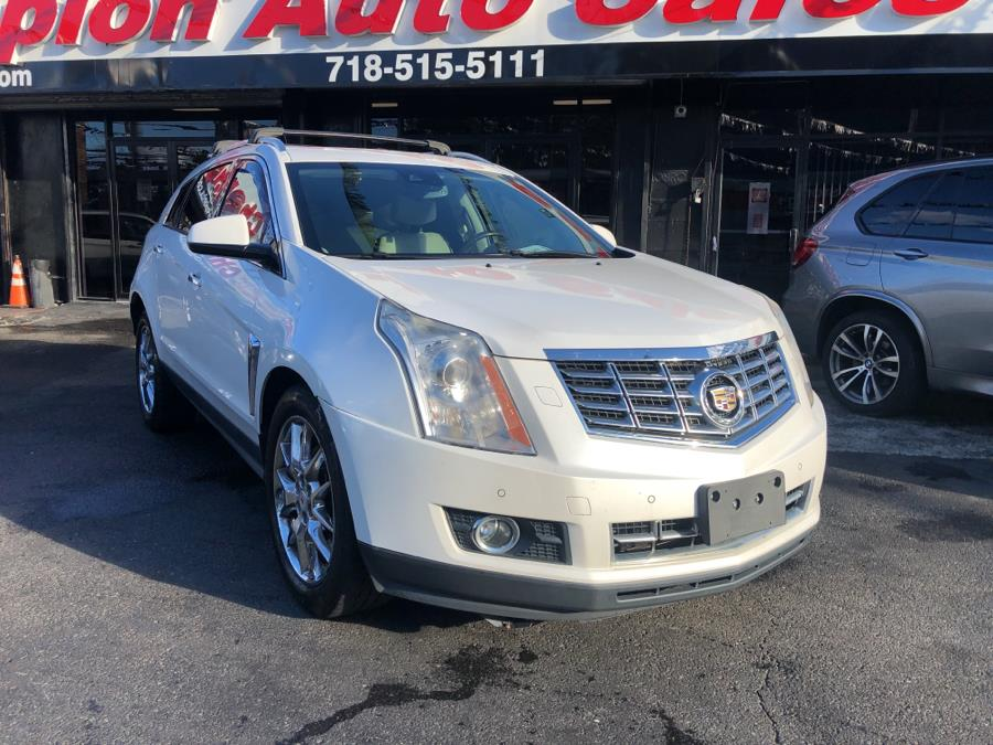 Used Cadillac SRX AWD 4dr Performance Collection 2013 | Champion Auto Sales Of The Bronx. Bronx, New York