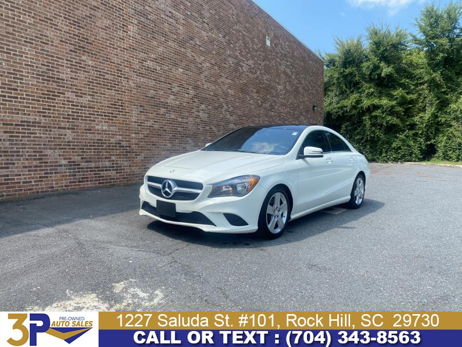 Used 2015 Mercedes-Benz CLA-Class in Rock Hill, South Carolina | 3 Points Auto Sales. Rock Hill, South Carolina