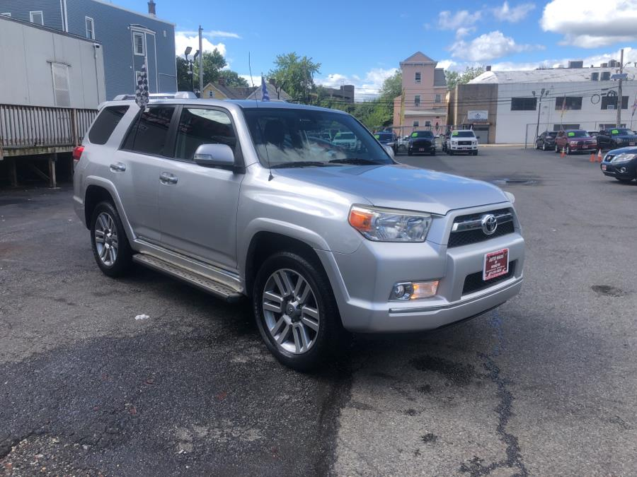 Used Toyota 4Runner 4WD 4dr V6 Limited (Natl) 2010 | Auto Haus of Irvington Corp. Irvington , New Jersey