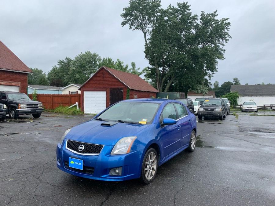 Used Nissan Sentra 4dr Sdn I4 Man SE-R Spec V 2008 | CT Car Co LLC. East Windsor, Connecticut