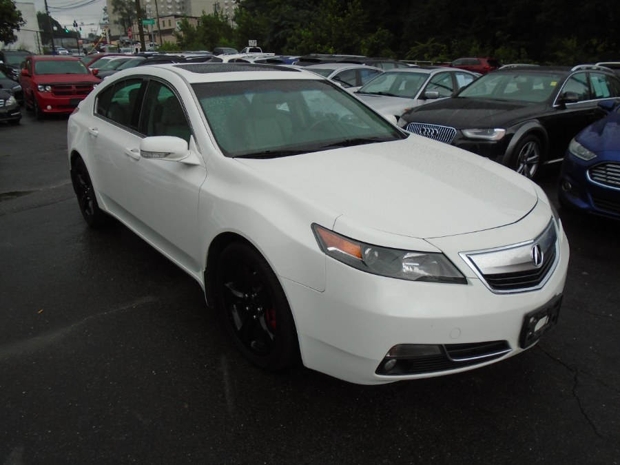 Used 2013 Acura TL in Waterbury, Connecticut | Jim Juliani Motors. Waterbury, Connecticut