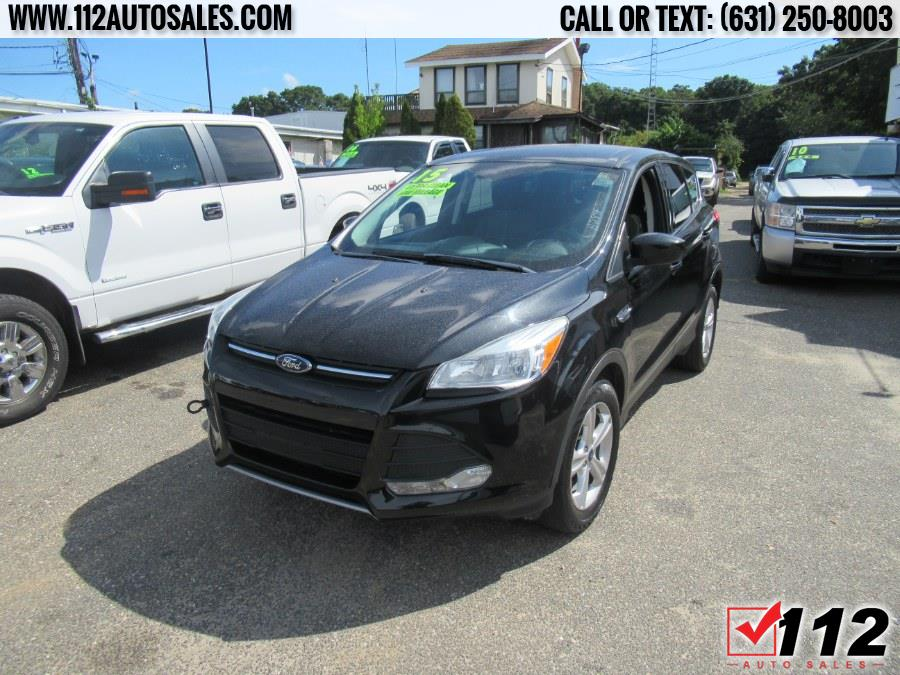 Used Ford Escape 4WD 4dr SE 2015 | 112 Auto Sales. Patchogue, New York