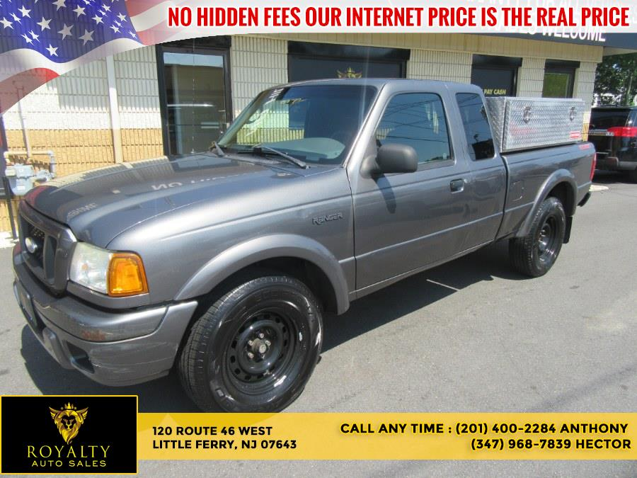 """Used Ford Ranger 4dr Supercab 126"""" WB XLT 2005 