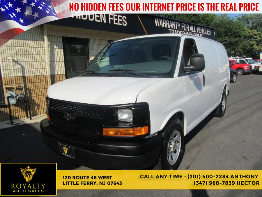 """Used Chevrolet Express Cargo Van RWD 1500 135"""" 2014 