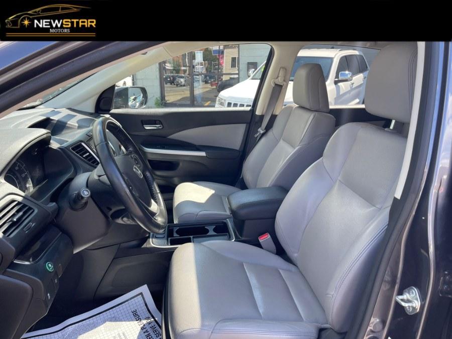 Used Honda CR-V EXL AWD 2015   New Star Motors. Chelsea, Massachusetts