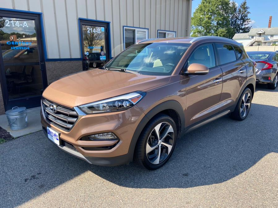 Used Hyundai Tucson AWD 4dr Limited 2016 | Century Auto And Truck. East Windsor, Connecticut