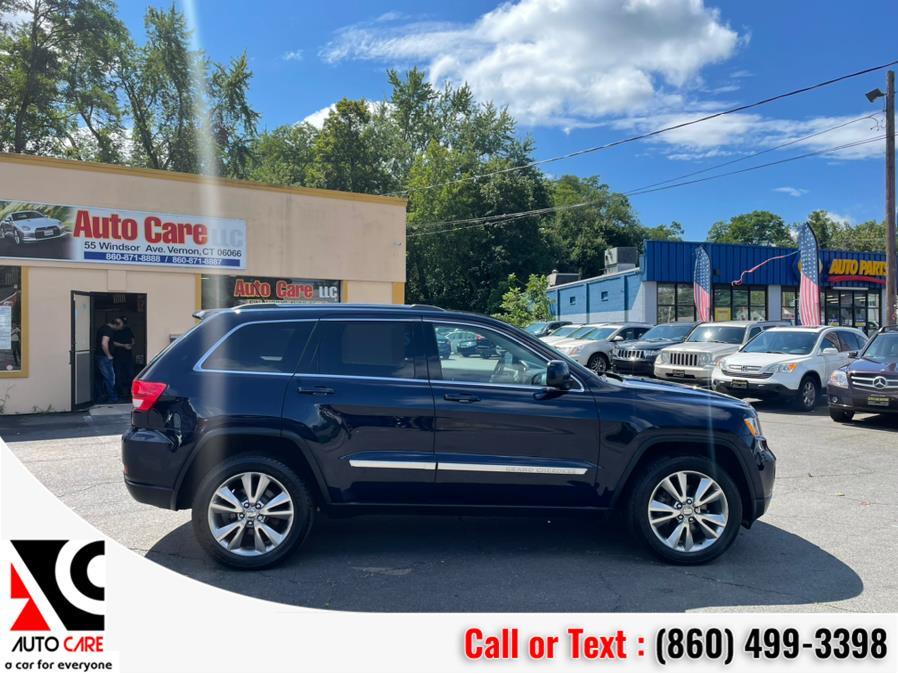Used Jeep Grand Cherokee 4WD 4dr Laredo 2013 | Auto Care Motors. Vernon , Connecticut