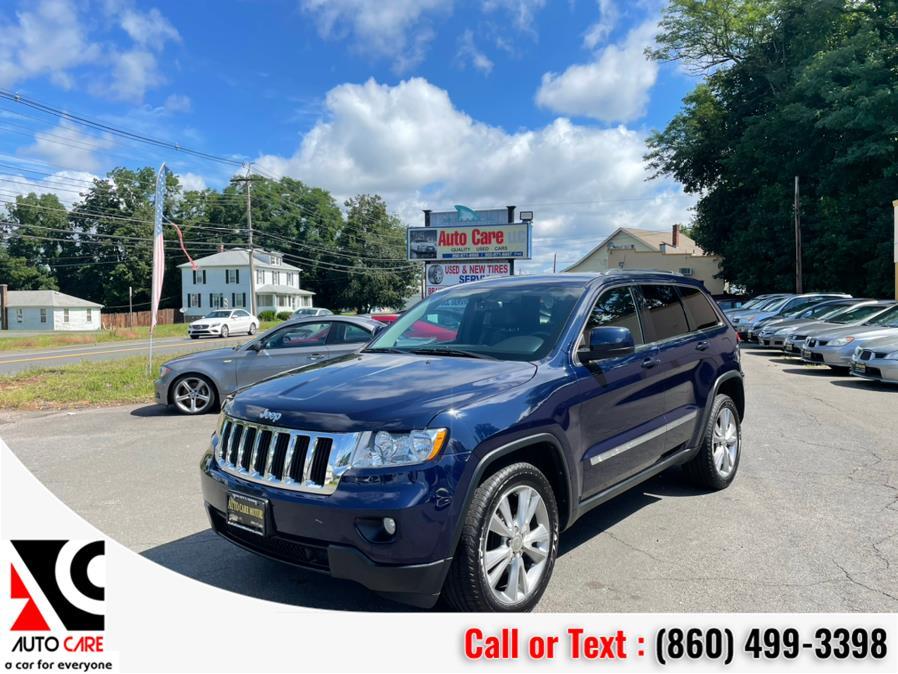 Used 2013 Jeep Grand Cherokee in Vernon , Connecticut | Auto Care Motors. Vernon , Connecticut