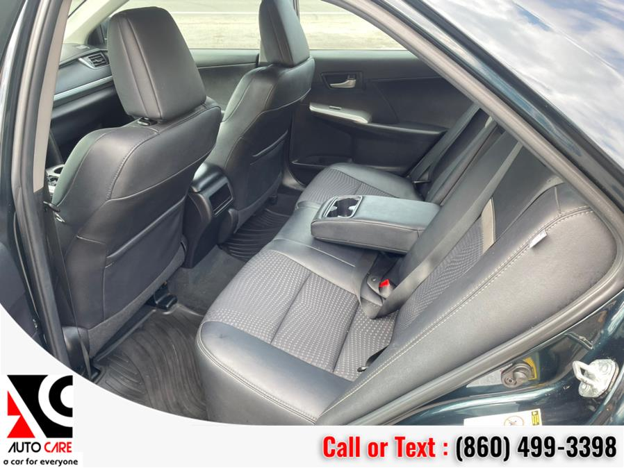 Used Toyota Camry 4dr Sdn I4 Auto SE (Natl) 2013 | Auto Care Motors. Vernon , Connecticut