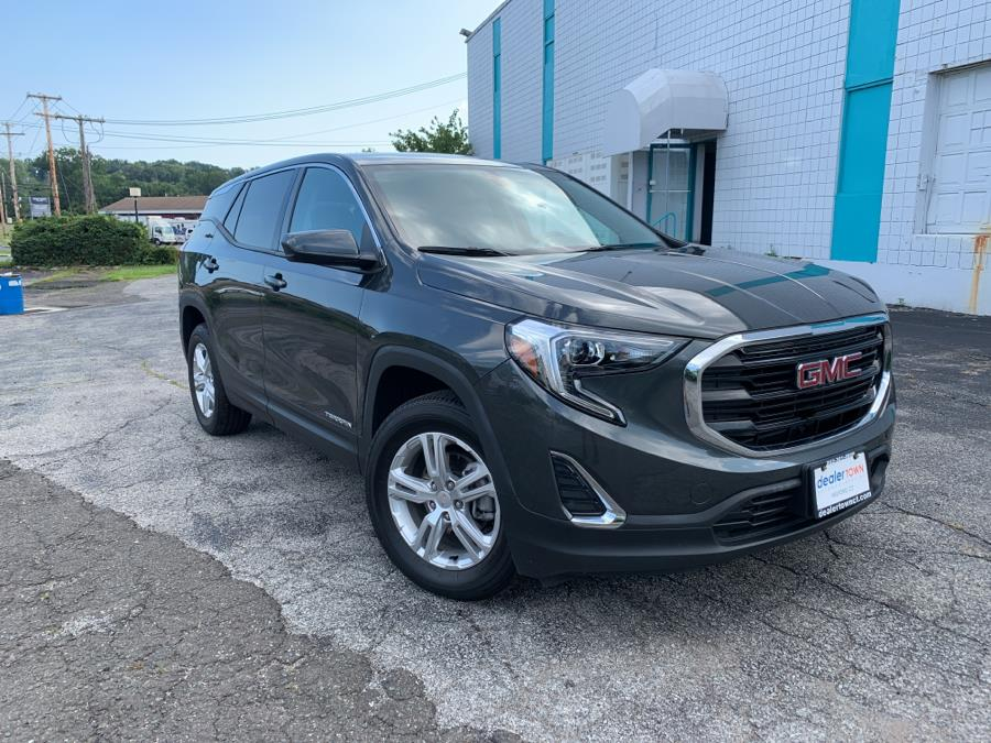 Used GMC Terrain AWD 4dr SLE 2018 | Dealertown Auto Wholesalers. Milford, Connecticut