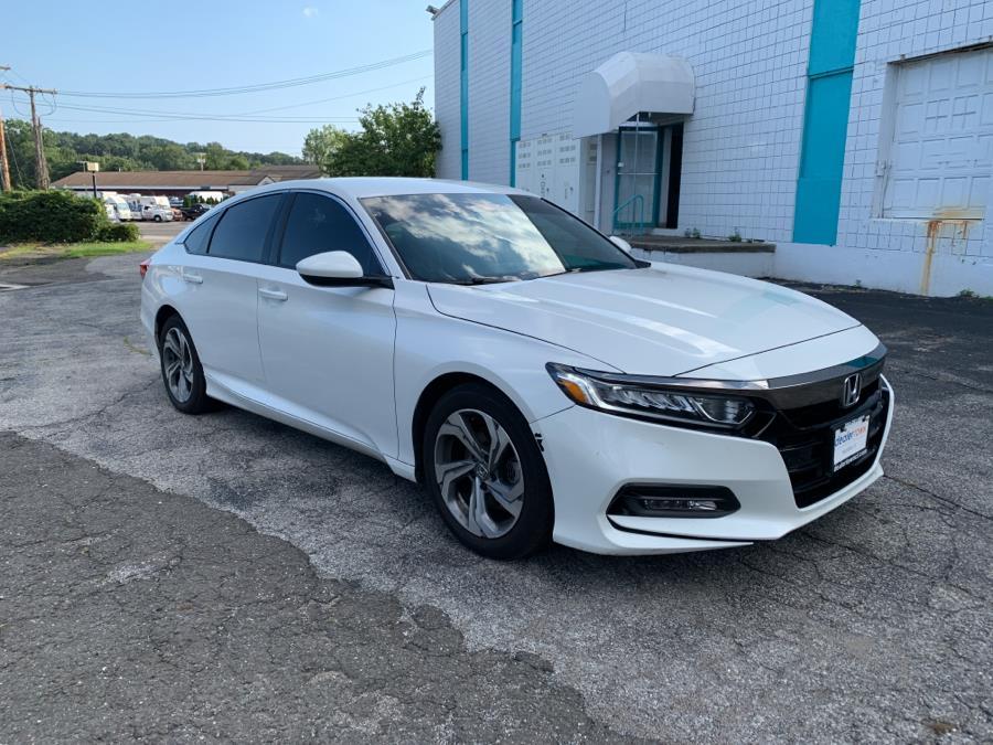 Used Honda Accord Sedan Sport 1.5T CVT 2018   Dealertown Auto Wholesalers. Milford, Connecticut