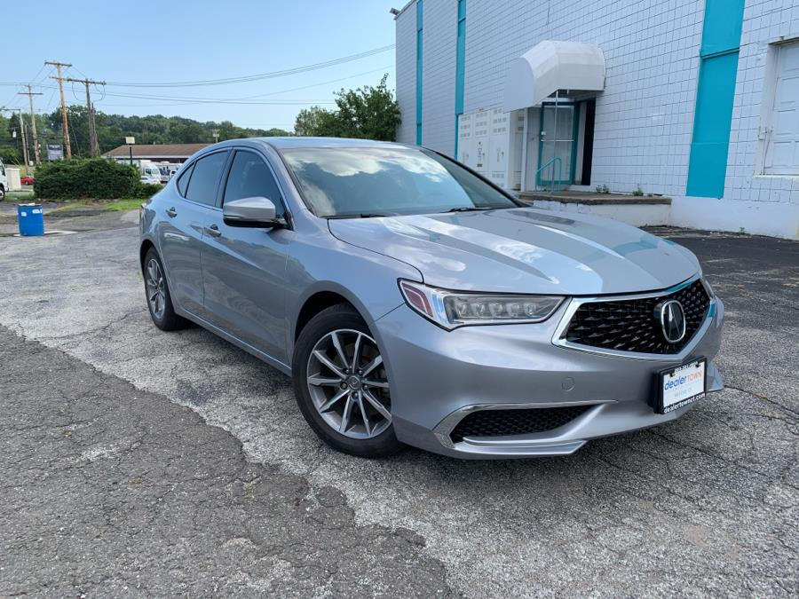 Used Acura TLX 2.4L FWD w/Technology Pkg 2018   Dealertown Auto Wholesalers. Milford, Connecticut