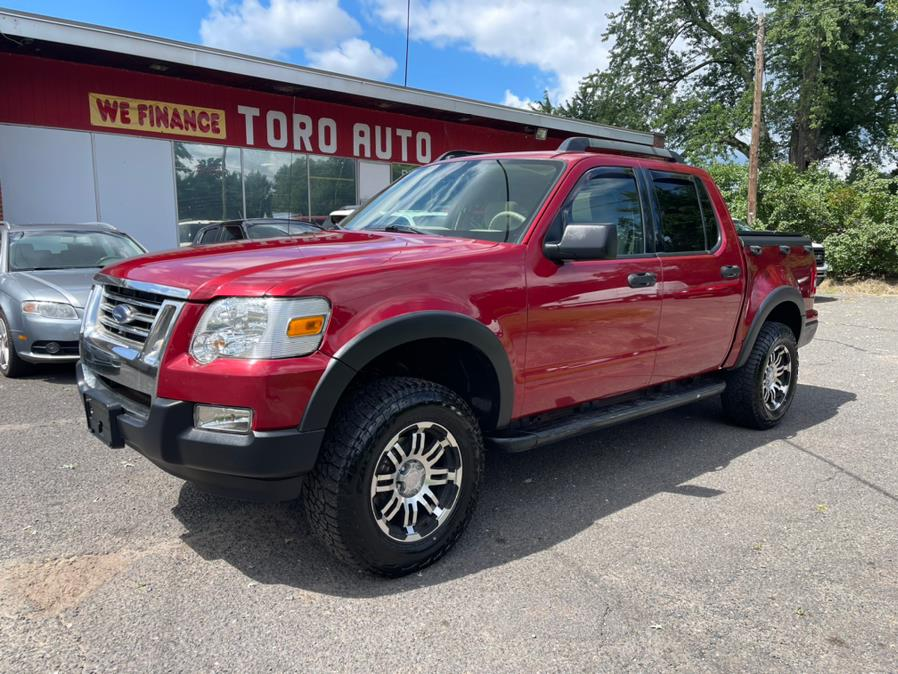 Used Ford Explorer Sport Trac 4WD 4dr V6 XLT 2007 | Toro Auto. East Windsor, Connecticut