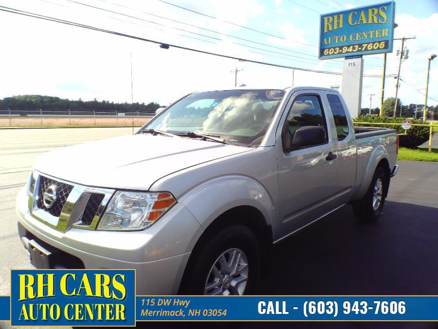 Used 2014 Nissan Frontier in Merrimack, New Hampshire | RH Cars LLC. Merrimack, New Hampshire