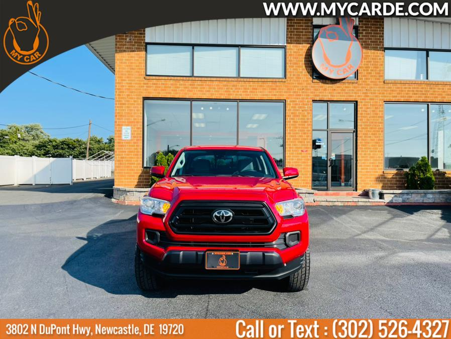 Used 2020 Toyota Tacoma 4WD in Newcastle, Delaware | My Car. Newcastle, Delaware
