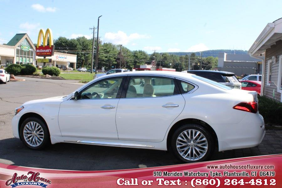 Used INFINITI Q70L 4dr Sdn V6 AWD 2015   Auto House of Luxury. Plantsville, Connecticut